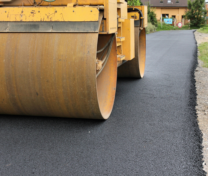 blacktop sealing machine in Dallas